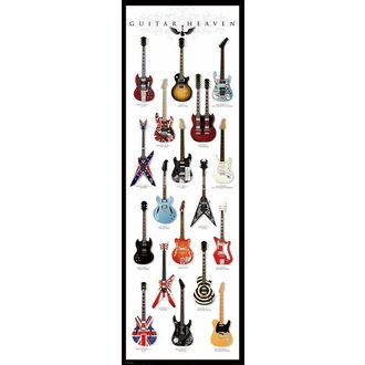 Poster Guitar Heaven - PYRAMID POSTERS - CPP20176