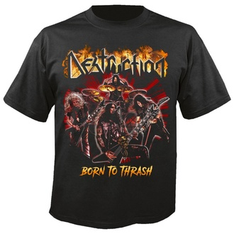 Herren T-Shirt DESTRUCTION - Born to thrash - NUCLEAR BLAST, NUCLEAR BLAST, Destruction