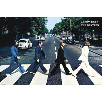 Poster The Beatles - Abbey Road - GB Posters - FL0342