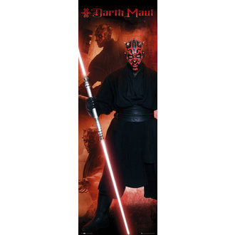 Poster Star Wars - Darth Maul S.O.S. - GB Posters - DP0392