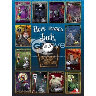 Poster - NIGHTMARE BEFORE CHRISTMAS  - Compilation - FP2209 - GB posters