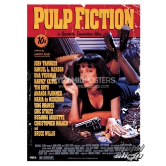 Posters Pulp Fiction (Cover) - GPP51004 - Pyramid Posters
