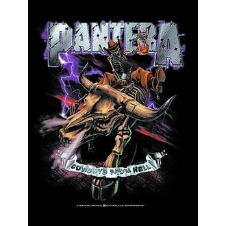 Fahne Pantera - Cowboys From Hell - HFL0299