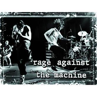 Fahne Rage Against The Machine - Stage - HFL0411