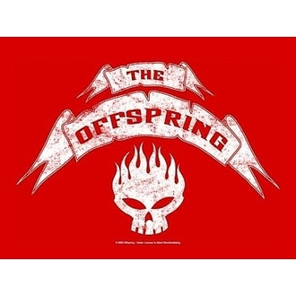 Fahne Offspring - Banner - HFL0586