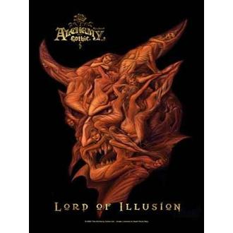 Fahne Lord of Illusion HFL 666