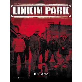 Fahne Linkin Park - Band - HFL0399