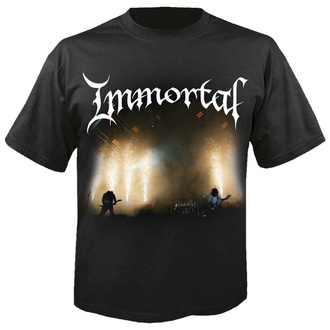Herren T-Shirt IMMORTAL - The seventh date of Blashyrkh - NUCLEAR BLAST, NUCLEAR BLAST, Immortal