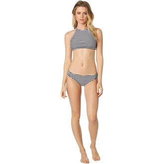 Damen Bikini FOX - Jail Break - Halfter - Schwarz / Weiß, FOX