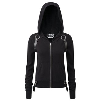 Damen Hoodie - Killafornia Knit - KILLSTAR, KILLSTAR