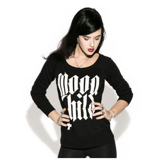 Damen Sweatshirt - Moon Child - BLACK CRAFT, BLACK CRAFT