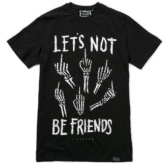 Unisex T-Shirt - Let's Not - KILLSTAR, KILLSTAR
