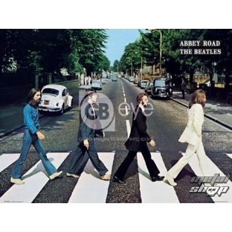 Poster - The Beatles - Abbey Road - LP0597 - GB posters