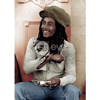 Poster - BOB MARLEY Rolling 2 - GB posters - LP0800