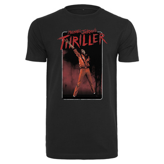 Herren T-Shirt Metal Michael Jackson - Thriller Video - NNM, NNM, Michael Jackson