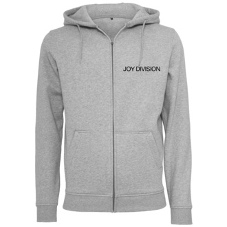 Herren Hoodie Joy Division - heather grey - NNM, NNM, Joy Division