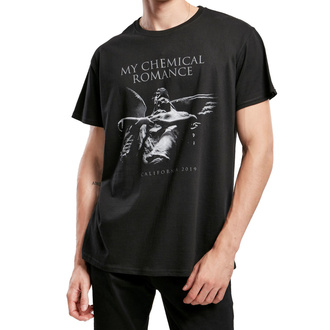 Herren T-Shirt My Chemical Romance - Shrine Angel - schwarz, NNM, My Chemical Romance