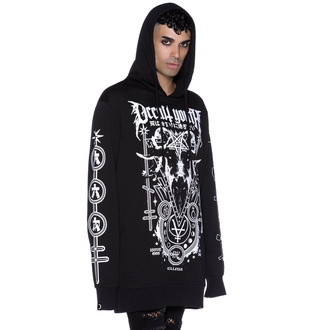Unisex Kapuzenpullover KILLSTAR - Occult Youth - KSRA002755