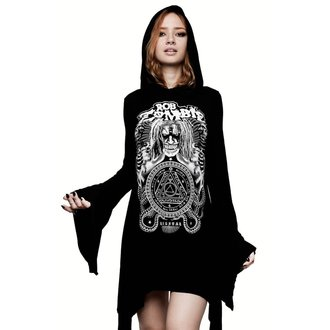Damen Kleid KILLSTAR - ROB ZOMBIE - Phantom Fremder - SCHWARZ, KILLSTAR, Rob Zombie