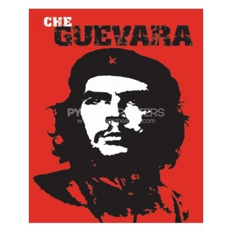 Posters - Che Guevara (Red) - PO7003 - Pyramid Posters