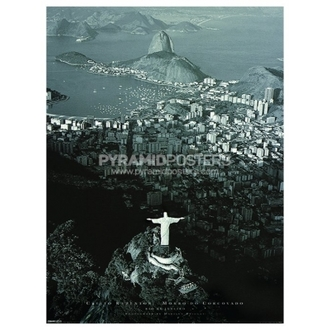 Posters - Rio De Janeiro (By Marilyn Bridges) - PP0055 - Pyramid Posters