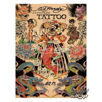 Posters Ed Hardy (Japanese) - PP31152 - Pyramid Posters