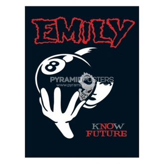 Posters - Emily The Strange (8 Ball) - PP31297 - Pyramid Posters