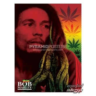 Posters - Bob Marley (Dreads) - PP31791 - Pyramid Posters