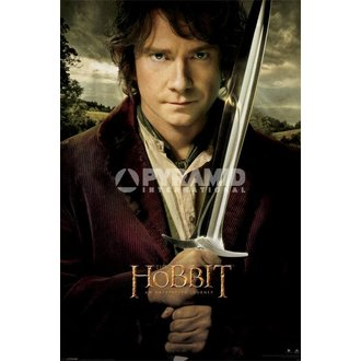 Poster The Hobbit - Bilbo - Pyramid Posters - PP32981