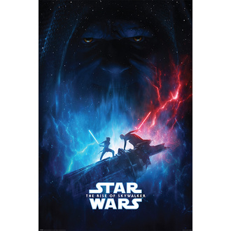 Poster STAR WARS - IX-THE RISE OF SKYWALKER - PYRAMID POSTERS, PYRAMID POSTERS, Star Wars