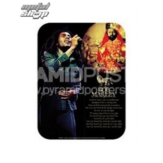 Aufkleber Bob Marley - Selassie - PS6530T - Pyramid Posters