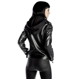 Lederjacke - Ruth Less Veganomicon Biker - KILLSTAR, KILLSTAR