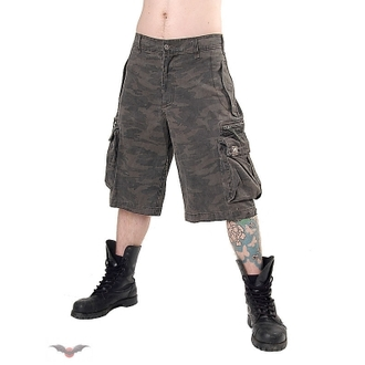 Männer Shorts QUEEN OF DARKNESS TR2-050/07
