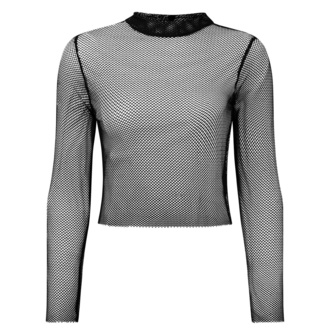 Damen Longsleeve KILLSTAR - Unruly Fishnet, KILLSTAR