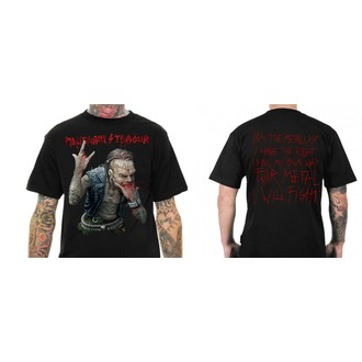 Herren T-Shirt Malignant Tumour - THE METALLIST - MT009