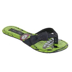 Sandalen Damen IRON FIST - Zombies Stomper Toe Thong IFL0239 - BLACK/GREEN