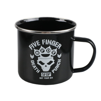 Blechtasse Five Finger Death Punch - Got Your Six, NNM, Five Finger Death Punch