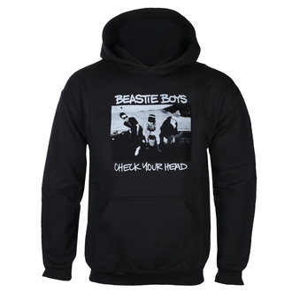 Herren Hoodie BEASTIE BOYS - CHECK YOUR HEAD - SCHWARZ - GEHEN NACH HABEN ES, GOT TO HAVE IT, Beastie Boys