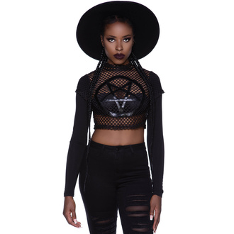 Damen Crop Top KILLSTAR - Apostasy Crop, KILLSTAR