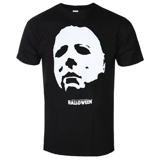 Herren T-Shirt Metal Halloween - MICHAEL FACE - PLASTIC HEAD, PLASTIC HEAD, Halloween