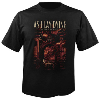 Herren T-Shirt Metal As I Lay Dying - Shaped by fire - NUCLEAR BLAST, NUCLEAR BLAST, As I Lay Dying