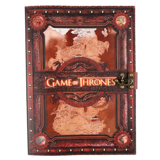 Notizbuch Game of thrones - Seven Kingdoms, NNM, Game of Thrones: Das Lied von Eis und Feuer