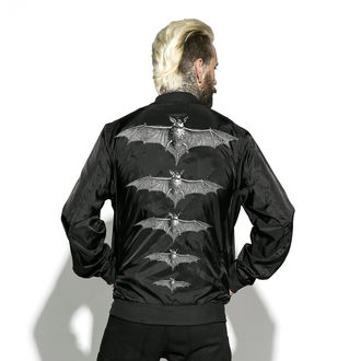 Unisex Jacke Frühling/Herbst - Release The Bats - BLACK CRAFT, BLACK CRAFT