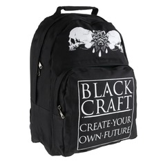 Rucksack BLACK CRAFT - Create Your Own Future, BLACK CRAFT