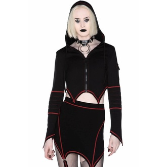 Damen Kapuzenpullover KILLSTAR - Behind The Matrix - KSRA002536