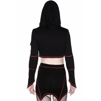 Damen Kapuzenpullover KILLSTAR - Behind The Matrix, KILLSTAR