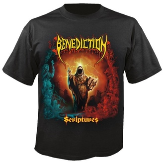 Herren T-Shirt BENEDICTION - Scriptures - NUCLEAR BLAST, NUCLEAR BLAST, Benediction