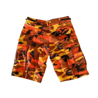 Shorts men US-BDU Short Import - ORANGE - 200800