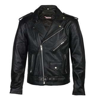 Jacke Leder 'Leather Jacket', BRIXTON