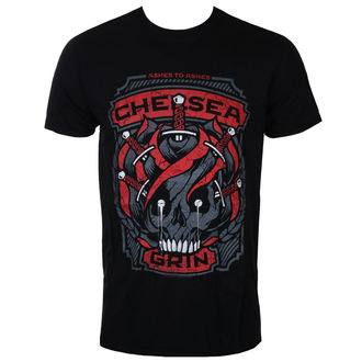 Herren T-Shirt Metal Chelsea Grin - ASHES - LIVE NATION, LIVE NATION, Chelsea Grin